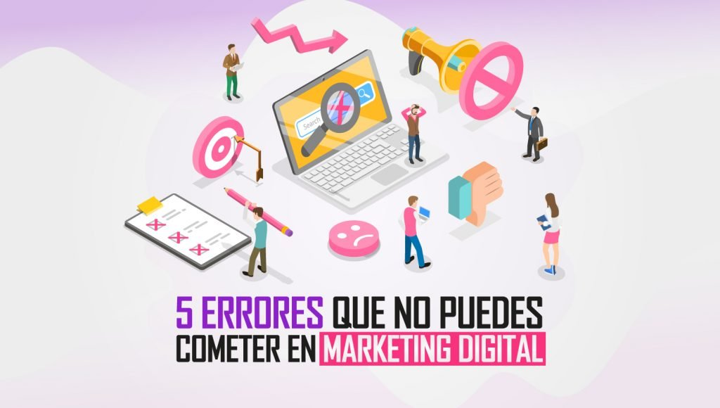 5-errores-marketing-digital
